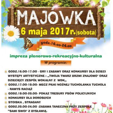 Majówka z Domem Kultury w Raciążu!