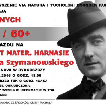 Wyjazd do Opery Nova na `Sabat Mater. Harnasie` Karola Szymanowskiego