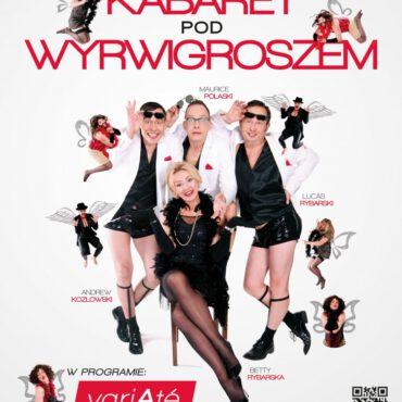 Kabaret pod Wyrwigroszem wystapi w TOK