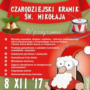 Już niedługo w TOK `Czarodziejski Kramik Św. Mikołaja`!