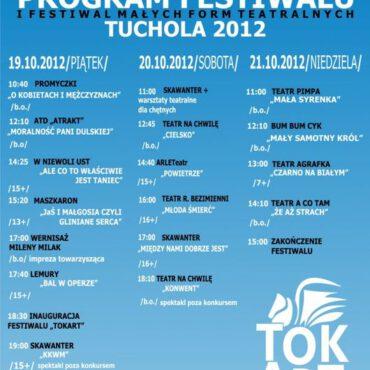 II Festiwal małych form teatralnych w Tucholi
