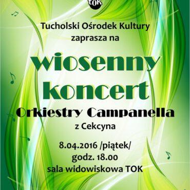 Wiosenny koncert Campanelli