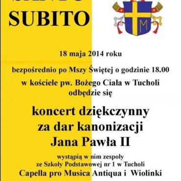 Chór Camerata zaprasza na koncert