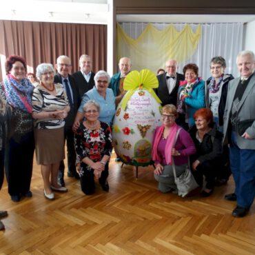 Wielkanocne spotkanie w Klubie Seniora `Jesień`