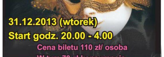 Bal Sylwestrowy w Raciążu