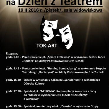 TOK-ART – Dzień z Teatrem w TOK