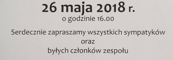 """Koncert z okazji 20-lecia ZPiT """"Młodzi Borowiacy"""""""