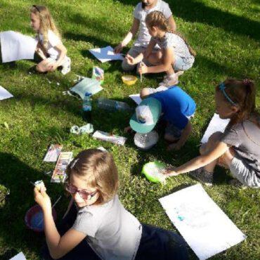 `Kreatywne Inspiracje` na trawie. Fotorelacja.