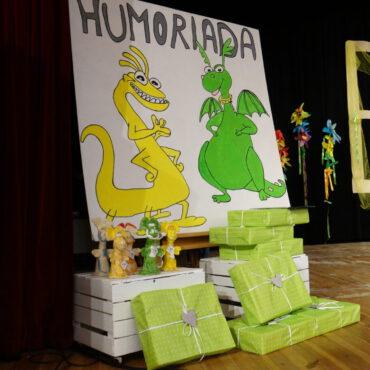"Tucholska ""Humoriada"" – fotorelacja"