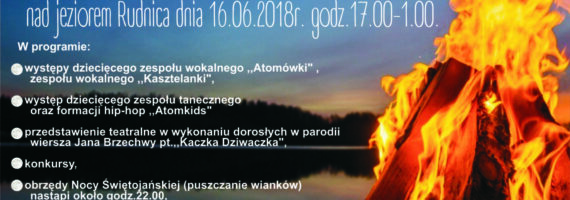 Noc Świętojańska z WDK Raciąż
