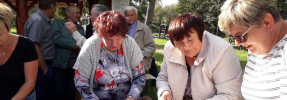 W Raciążu seniorzy świętowali przy ziemniakach