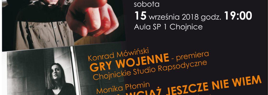 Wymiana Doświadczeń – 3 spektakle Tuchola-Chojnice