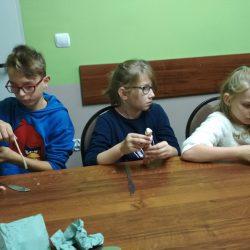 Zajęcia plastyczne i kulinarne w Raciążu