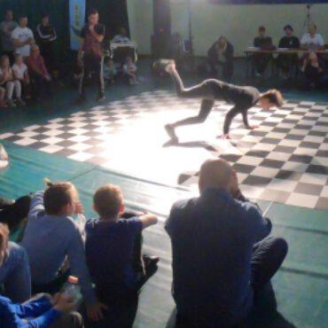 I Ogólnopolskie Zawody Tańca Breakdance BREAK A LEG