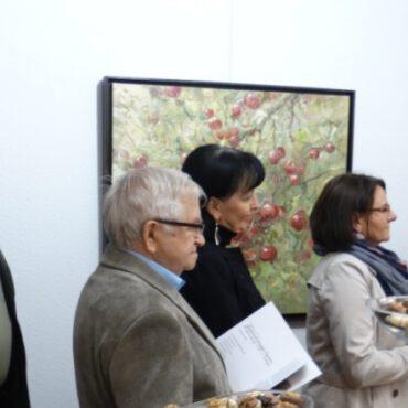 Otwarcie wystawy prac z Międzynarodowego Pleneru Malarskiego w Brdzie