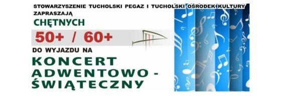 Wyjazd do Opery Nova na Koncert Adwentowo-Świąteczny