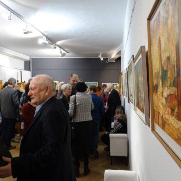 Otwarcie wystawy retrospektywnej prac Mistrza Zenona Korytowskiego