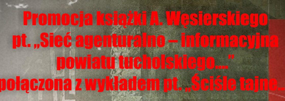 Promocja książki A. Węsierskiego w Raciążu