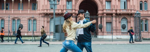 Nauka Tańca Towarzyskiego – zapisy na 2019 r.