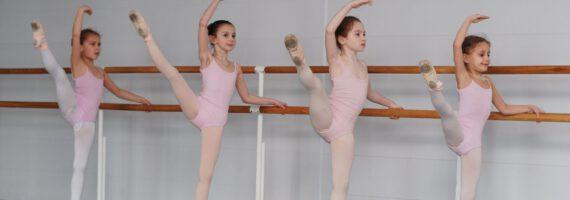 Uwaga! Info dot. zajęć baletowych