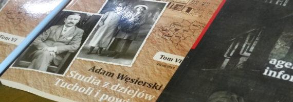 Adam Węsierski zaprezentował nową książkę