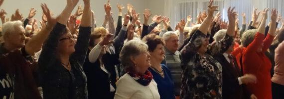 Poranki Muzyczne dla Seniorów rozpoczęte