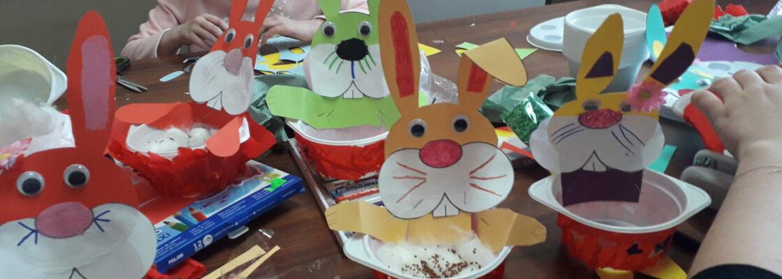 Wielkanocne warsztaty w WDK Raciąż