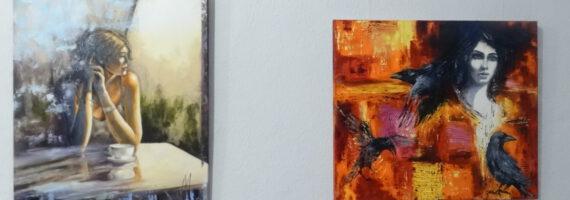 Wystawa Tatiany Morozowej otwarta