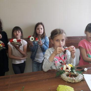 Wianki z okazji Dnia Matki – WDK Raciąż