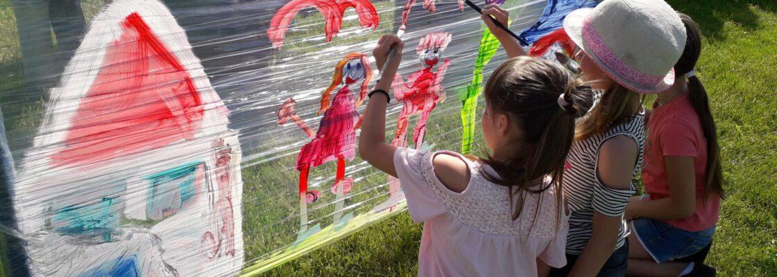 WDK Raciąż: fotorelacja z Dnia Dziecka