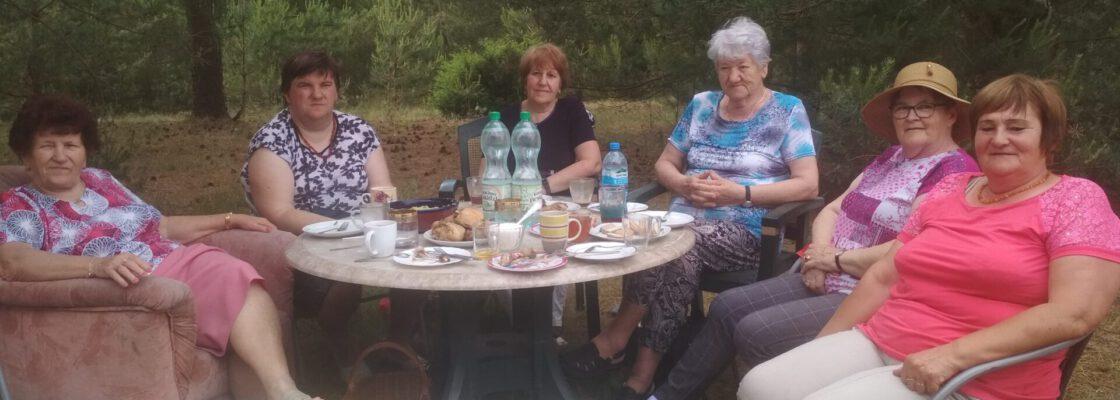 """WDK Raciąż: Piknik w Klubie Seniora """"Promyk"""""""