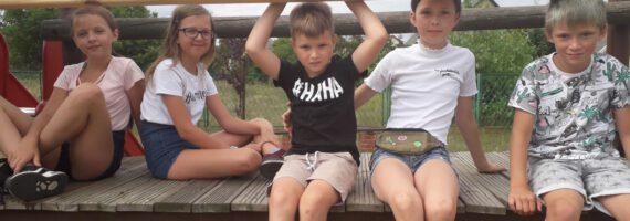WDK Raciąż: Aktywne Lato dla dzieci – zdjęcia