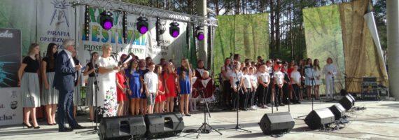 Koncert Galowy XXV Ogólnopolskiego Festiwalu Piosenki Religijnej