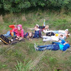 WDK Raciąż: Jesienne podchody dla dzieci
