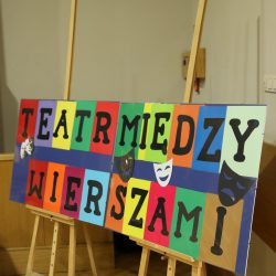 """Powiatowy Konkurs Inscenizacji Wiersza """"Teatr Między Wierszami"""""""