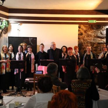 Koncert Tucholskiego Chóru Gospel AVE