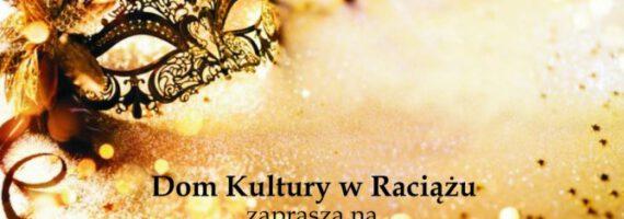 Zabawa Karnawałowa w Raciążu