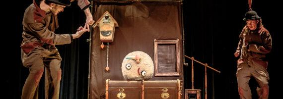 """Spektakl dla dzieci """"Czuły Domek"""""""