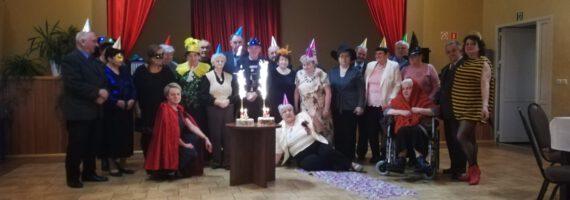 """WDK: Bal karnawałowy Klubu Seniora """"Promyk"""""""
