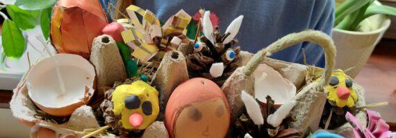 Wielkanocna wytłaczanka rozmaitości – przygotuj ją w domu!