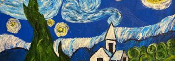 SZTUKARNIA: wyzwania z artystą w tle
