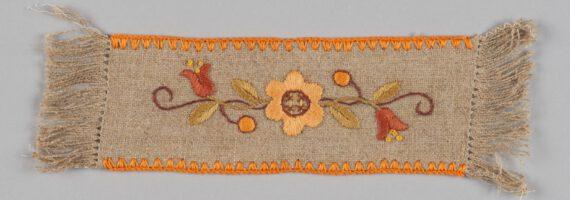 DIGITALIZACJA: hafty Bogumiły Błażejewskiej