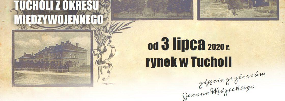 Wystawa pocztówek i zdjęć Tucholi z okresu międzywojennego
