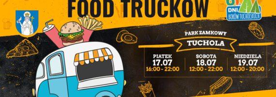 I Festiwal Food Trucków w Tucholi