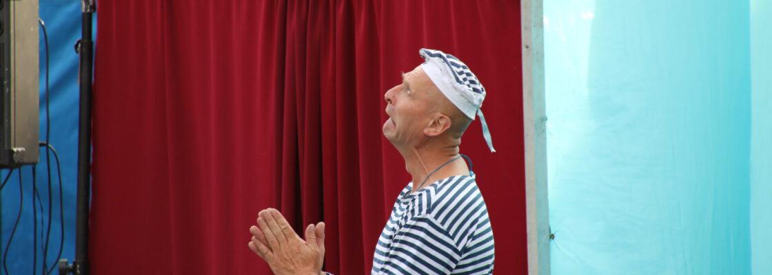 Teatry zaprezentowały się w Parku Zamkowym