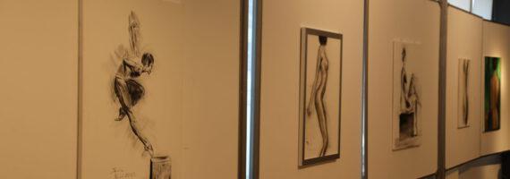Wystawa rzeźby i malarstwa Marleny Pawlak otwarta
