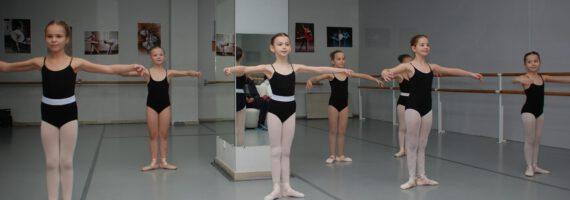 Zajęcia baletowe – nowy nabór