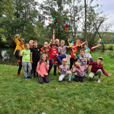 WDK Raciąż: Wycieczka rowerowa do Brdy