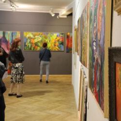 Otwarcie wystawy malarstwa rodziny Ciemińskich