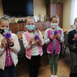 WDK: Pierwsze powakacyjne zajęcia plastyczne
